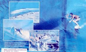 La ola del Confital según la revista Surfing Magazine en el año 1978