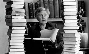 Agatha Christie y sus novelas de intriga en nuestra ciudad...