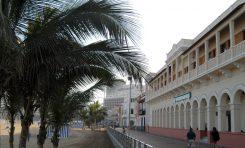 Una visita en 1900 al Hospital del Puerto de la Luz (Hoy Hospital San José)
