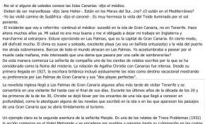 Misterio en las playas de Las Palmas de Gran Canaria. ( Laopinion.es)