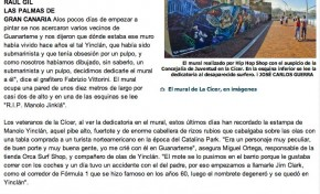 El mito de Yinclán vuelve a la Cicer ( www.laprovincia.es).