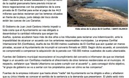 Cardona quiere evitar pagar 44 millones por El Confital ( laprovincia.es).