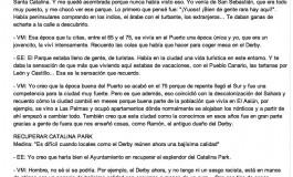 Los problemas de la zona del Puerto se resuelven con más imaginación que dinero ( laprovincia.es).