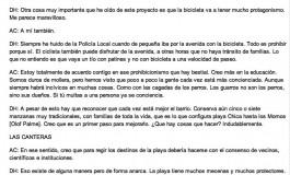 ´El solar de la Cícer debería ser un espacio multifuncional´ ( laprovincia.es).