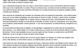 La república indígena de la antigua isleta ( laprovincia.es).