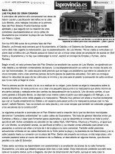 Las Canteras se conectará con Mesa y López mediante corredores peatonales ( laprovincia.es)