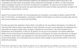El récord de Bultó en Las Canteras (laprovincia.es).