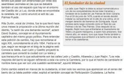 Los vecinos de La Isleta proponen que la calle Juan Rejón se llame La Carretera (laprovincia.es).