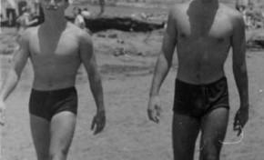 Los hermanos García. Colección Familia García.