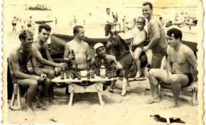 Tenderete en Las Canteras- 1964- Colección hermanos Momo