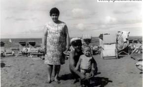 Pinito, Momo e hijo