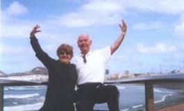 Mary and Patrick