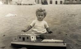 El niño y su barco-colecc. Lola Melián