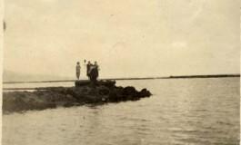 El peñon en 1925-colecc. Lola Melián
