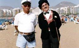 Charlot y Antonio