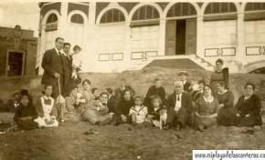 Los hombres que se fijaron en Las Canteras
