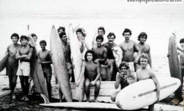 Pioneros del surf