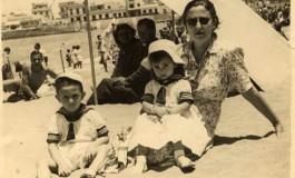 Maruca Riutort e hijos