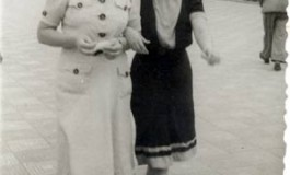 Paca Perez y Maruca Riutort
