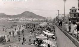 La playa en el 69-colecc.familia Báez