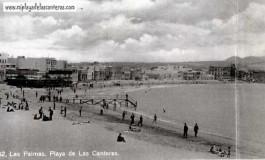 El muelle de la Playa Grande