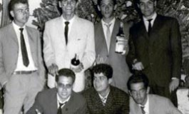 A la salida del Baile (1950) -colecc. José Juan Delgado