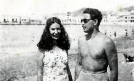 Emilio Delisau y Esther Suárez en el 46