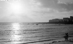 1954. Tarde de verano