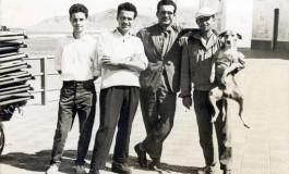 Ortega y sus 4 amigos