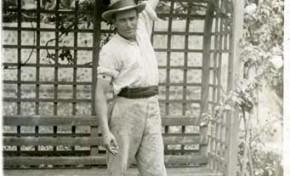 Parque Santa Catalina. Francisco Báez, su primer jardinero