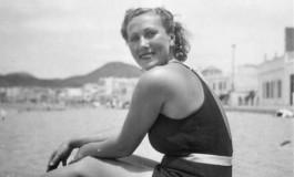Ana Maria Doreste en el año 1937-8