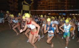 Se celebro el Aquatlón Nocturno Playa de Las Canteras ( Más fotos en Actualidad)