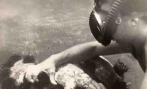 Los fondos marinos de Las Canteras en 1950