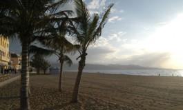 Tarde en Playa Grande
