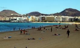 Luminoso día de playa