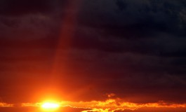 Nuestro ultimo rayo será un amanecer en otro maravilloso lugar