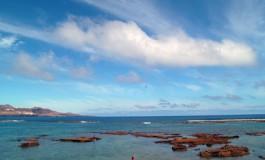 Posiblemente la mejor playa del mundo.