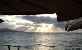 Siempre nos quedara un atardecer en la Playa de Las Canteras