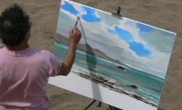 Las Canteras: una playa para inmortalizar (archivo)