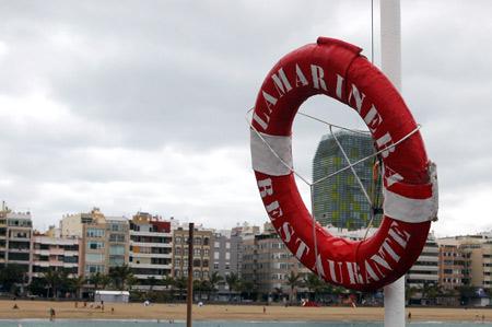Una ciudad con sabor a mar.