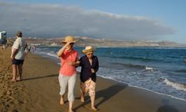 Hay algo más sano que un paseo matinal por la orilla de Las Canteras ?.. Pues no ¡¡¡¡.