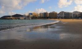 Tu playa de Las Canteras.