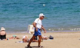 Toda una vida pegado a la playa.