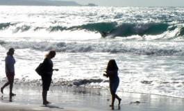 La playa de La Cicer.
