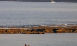 Domingo para disfrutar de la Bahía de Las Canteras.