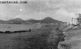 Playa de Las Canteras 1903.