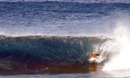 Sábado de olas grandes.