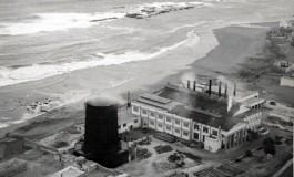 La fábrica de la CICER a pleno rendimiento, sobre 1970.