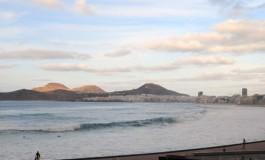 La esplendida Bahía de El Confital.
