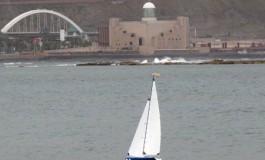 Navegando a favor del viento.